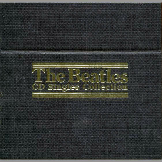 THE BEATLES BOX SET CD SINGLES COLLECTION  PARLOPHONE 1992