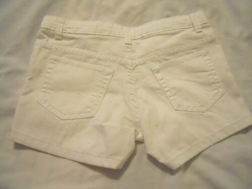 Girls Shorts Twill Bermuda Shortie Midi 5 Pocket Kids
