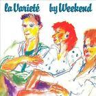 La Variet' [Bonus Tracks] by Weekend (CD, Nov-2000, Cherry Red)