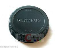 Rear Lens Cap For Olympus 4/3 E600 E-600 E620 E-620 Twist-on