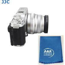 JJC LH-JXF35 lens hood Fujifilm XF 35mm f2 R Canon EF-M 22mm f2 STM Samsung 20mm