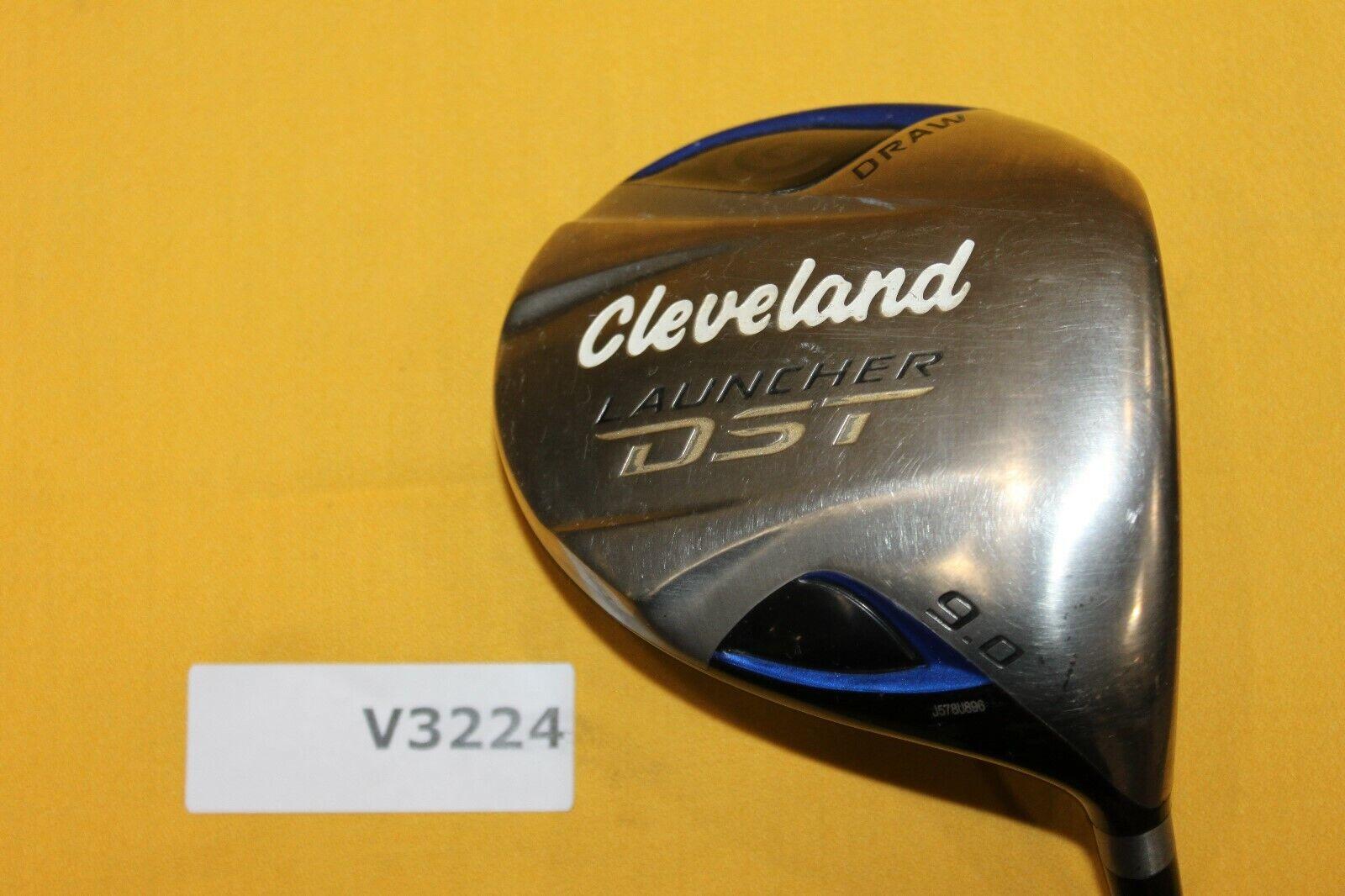 Cleveland Launcher DST 9 º Club de Grafito Dibujar controlador Diamana Regular V3224