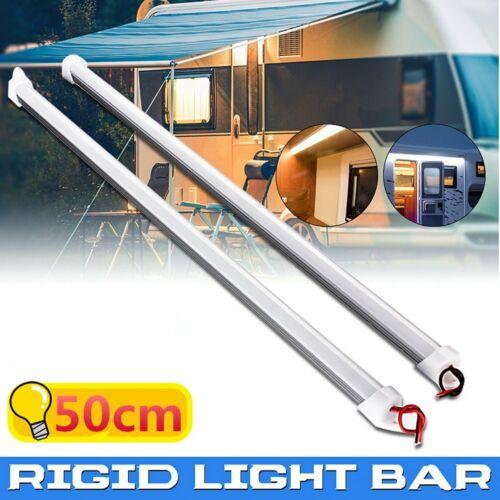50CM U Aluminium shell DC 12V 72SMD 5630 LED Hard Rigid LED Strip Bar Tube Lamp