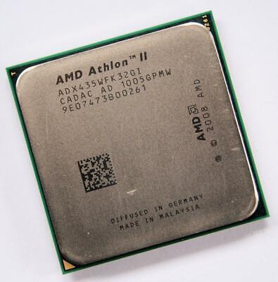 100% Vero Amd Athlon Ii (adx435wfk32gi) Triple-core 2.9ghz Socket Am2+ Am3 Processore Cpu-) Triple-core 2.9ghz Socket Am2+ Am3 Processor Cpu It-it Rinfrescante E Benefico Per Gli Occhi