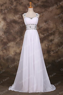 Women Long Evening Party Ball Prom Gown Formal Bridesmaid Cocktail Pageant Dress