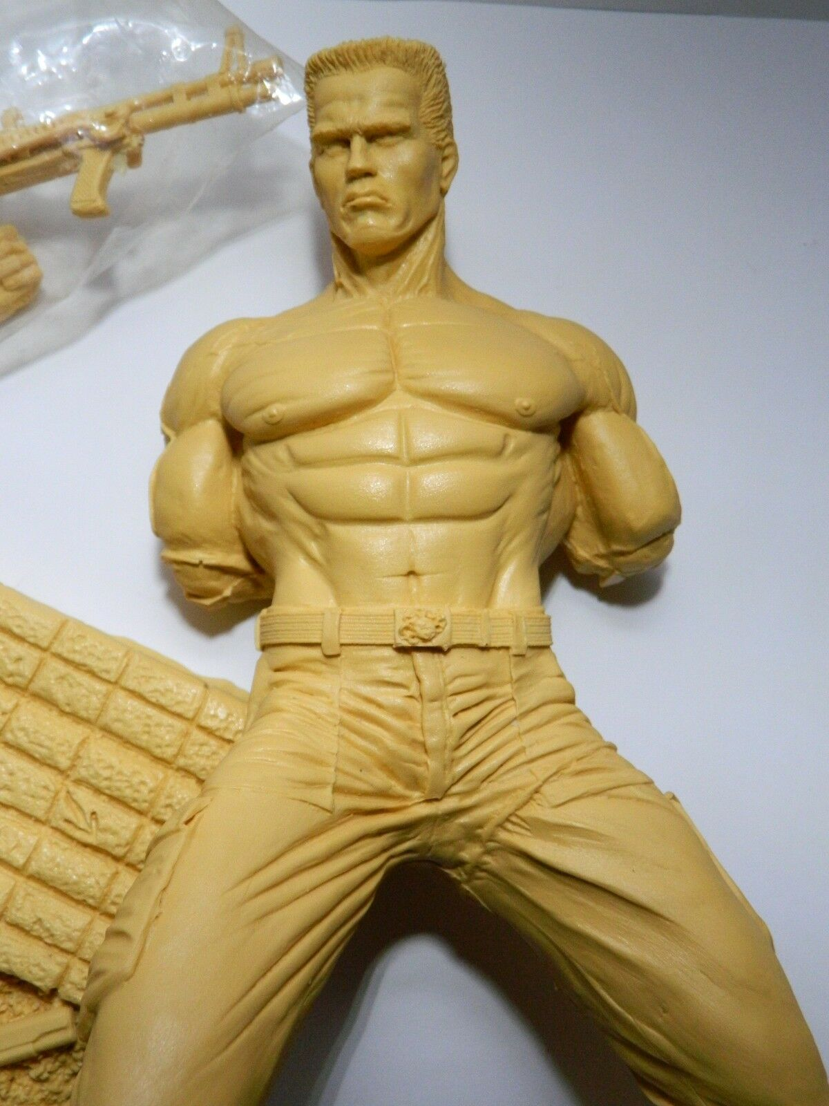 John Matrix Commando Resin kit