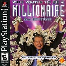 Who Wants To Be A Millionaire: 2nd Edition  (Sony Pl...