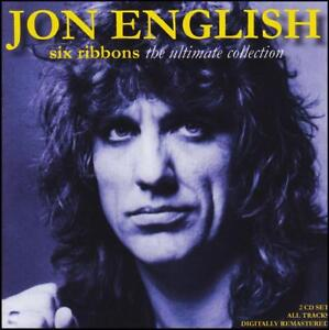 JON-ENGLISH-2-CD-SIX-RIBBONS-THE-ULTIMATE-COLLECTION-70-039-s-HITS-BEST-NEW