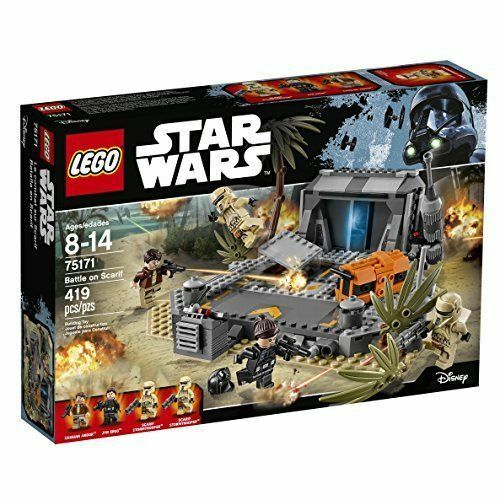 LEGO Star Wars Battle on Scarif 75171 Building Kit (419 Pieces) NEW SEALED