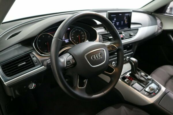 Audi A6 2,0 TDi 190 S-line Avant S-tr. - billede 4