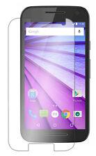 protection d'écran Premium en verre trempé 9H 0.25mm pour Motorola Moto G3 3rd