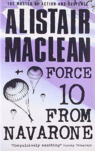 1 of 1 - ALISTAIR MACLEAN ____ FORCE 10 FROM NAVARONE ___ BRAND NEW __ FREEPOST UK