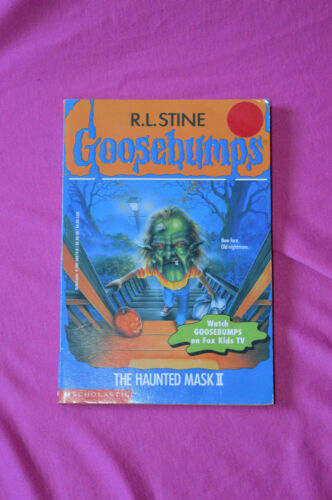 1 of 1 - The Haunted Mask II by R. L. Stine (Paperback, 1995)