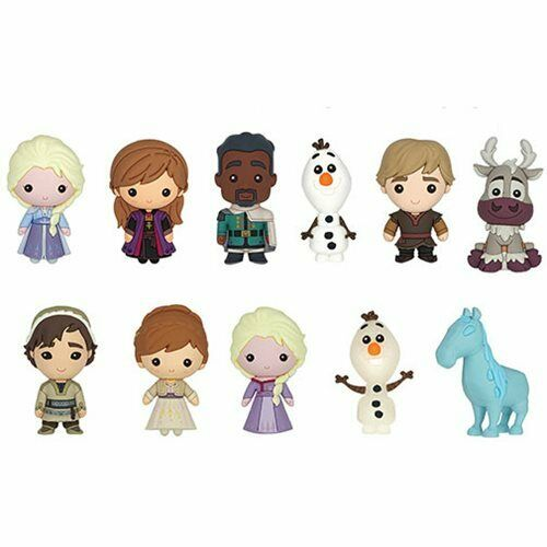 Frozen 2 NEW Blind Bag Clip Figural Keychain Key Chain Ryder