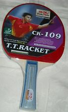 Table tennis racket competition training ping pong paddle bat CK109 108;$$ value