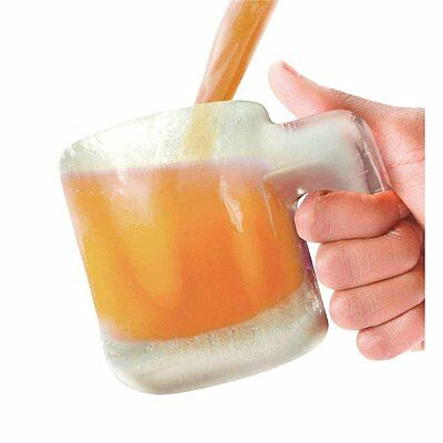 Ice Mug Ultimate Icy Refreshment Freezer Freeze Thirst Quenching Drink Cold Cup