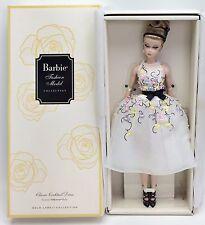 BARBIE FASHION MODEL COLLECTION CLASSIC COCKTAIL DRESS BARBIE SILKSTONE NIB