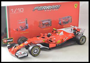 Ferrari SF70H K.RAIKKONEN  2017 1 18 01027 BBURAGO