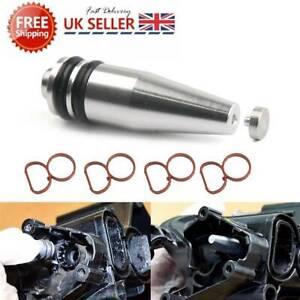 Intake-Swirl-Flap-For-BMW-N47-Delete-Blank-Plug-Bung-Metal-amp-Manifold-Gasket