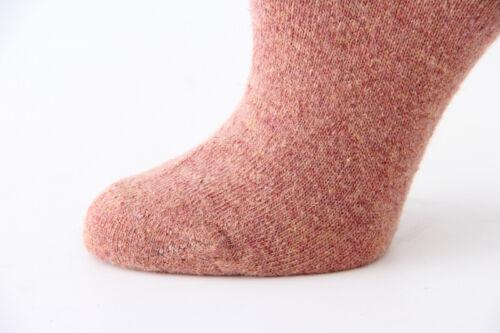 1//5 pairs Mongolia Cashmere woollen Cartoon Cat revers Women/'s Socks Hi-Q Wool