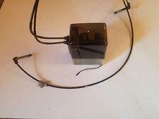 BENNETT MARINE BOAT POWER HYDRAULIC TRIM TABS PUMP ASSY V351 W/ HOSES