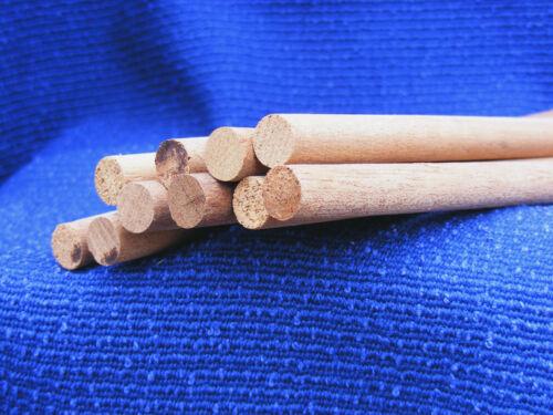 Art 10pcs ababy Goujon 12 mm Diamètre x 30 cm Rod = 3 M £ 3.46 par mètre