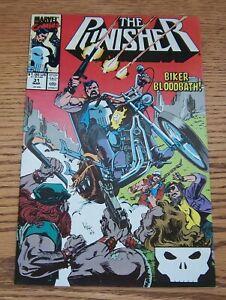 The Punisher Vo. 2 #31 - Crankin'  Marvel Comics 1990 MIK
