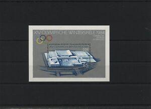 Germany-GDR-DDR-R-d-a-Vintage-1983-Mi-Bloc-74-Neuf-MNH-Plus-Sh-Boutique