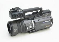 for Sony DSR-PD150 Dual Optional Head Professional Heavy Duty 72 Monopod//Unipod