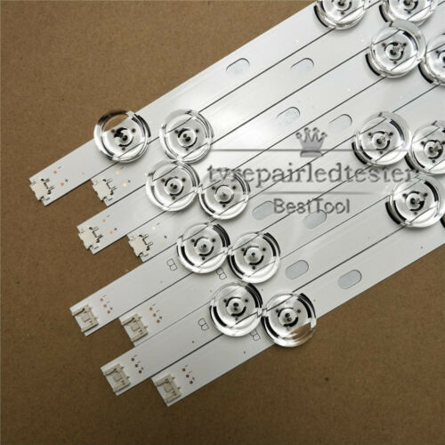 "LED Strip For LG 47/"" TV 47LY340C 47LB5800 LG47LY340C LG47GB651C 47LB570B 9LED"
