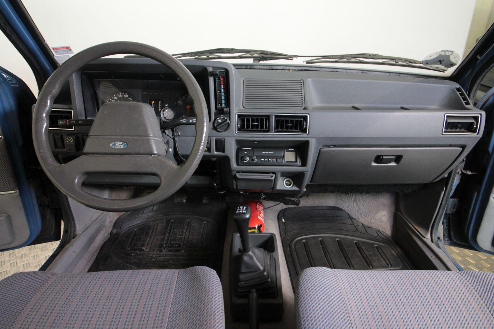 Ford Escort Laser