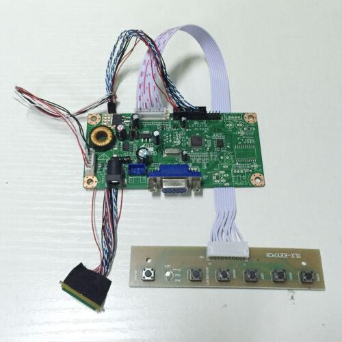 "VGA LCD Controller Board Driver For 10.1/"" LTN101NT02 1024*600 40Pin Plug/&Play"