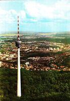 Stuttgart , Fernsehturm , Ansichtskarte,  1970 gelaufen