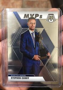 2019-20-Panini-Mosaic-Stephen-Curry-Warriors-MVP-Silver-Prizm-299-Pack-To-Sleev
