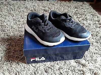 Fila Sneaker Gr.27 schwarz OVP
