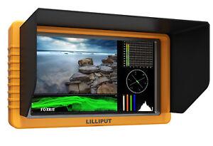 5-5-034-MONITOR-PROFESSIONALE-CONVERSIONE-3G-SDI-HDMI-PEAKING-FILTER-LILLIPUT-Q5