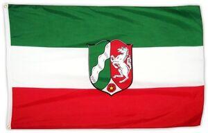 Fahne-Flagge-NRW-Nordrhein-Westfalen-90x150-cm-mit-Osen