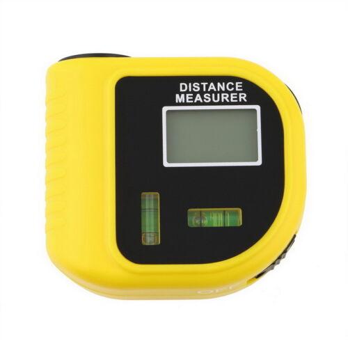 Handheld LCD Laser Rangefinders Ultrasonic Distance Measurer Range Meter Finder