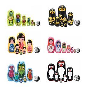 1-Mini-Plastic-Russian-Matryoshka-Nesting-Dolls-Stacking-Babushkas-Dolls