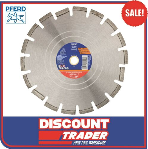 "PFERD General Purpose Asphalt Blade 14"" 350mm DSAS 68300059"