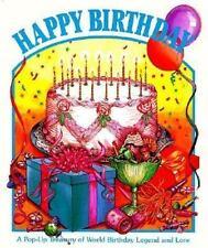Happy Birthday, A Pop-Up Treasury of World Birthday Legend and Lore, Joan Bowden