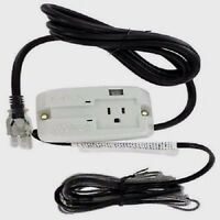 Easy Heat Automatic Roof De-ice Melting Cable Control 120v Roof Sentry Rs-2