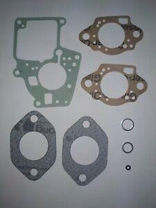 Juntas-carburador-SOLEX-32-SEIA-VOLVO-340-RENAULT-FUEGO-R5-R18