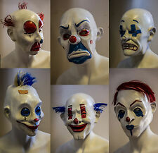 Heanchmen, clown mask set 1:1 The Dark Knight TDK Masks, Prop