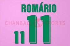 Romario #11 World Cup 1994 Brazil Homekit Nameset Printing