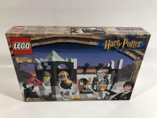 2001 VINTAGE LEGO HARRY POTTER SNAPE'S CLASS SET 4705 ...