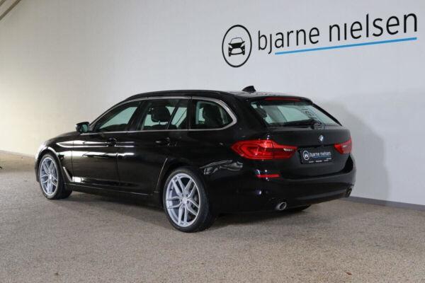 BMW 520d 2,0 Touring billede 2