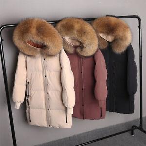 grande de fourrure taille manteau manteau pour bas de vers Nouveau femmes d'hiver manteau fourrure le de xwXHYAnq