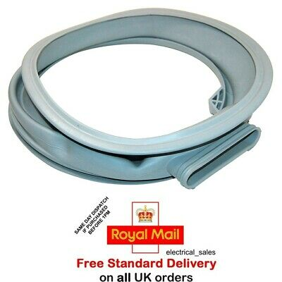HOOVER BAUMATIC WASHING MACHINE DRYER RUBBER DOOR SEAL GASKET 41027514 GENUINE