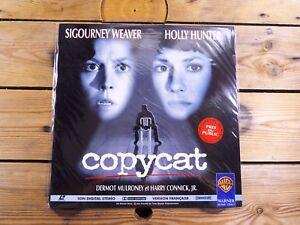 Copycat-LASERDISC-LD-PAL-Sigourney-Weaver-Holly-Hunter-1995